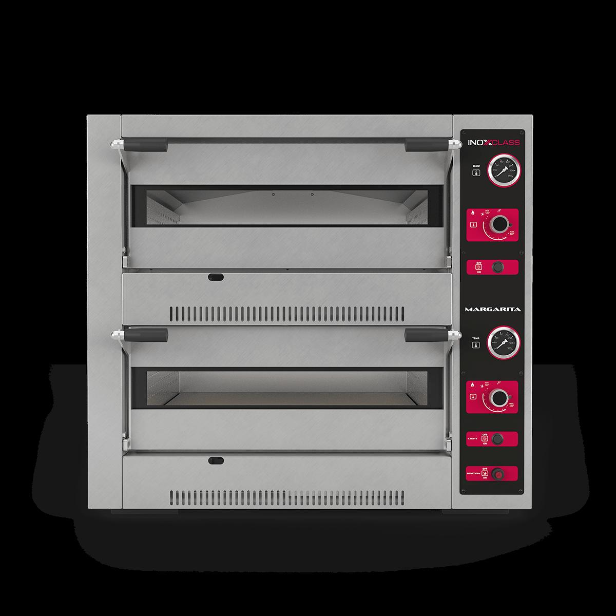 M502EG Gazlı Pizza Fırını