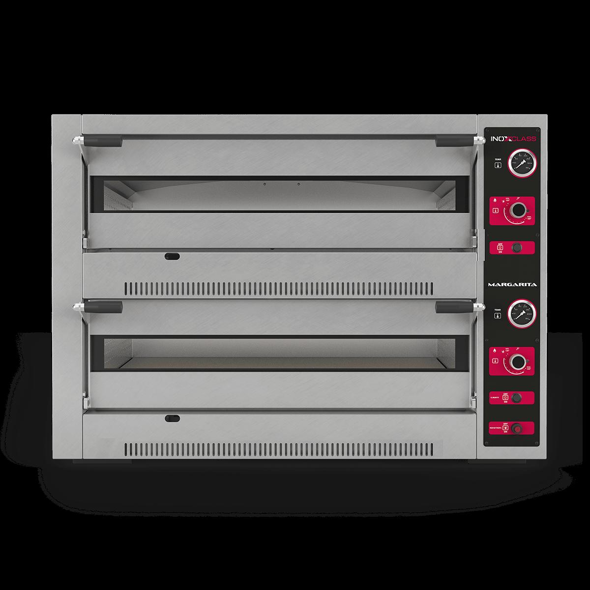 M602EG Gazlı Pizza Fırını