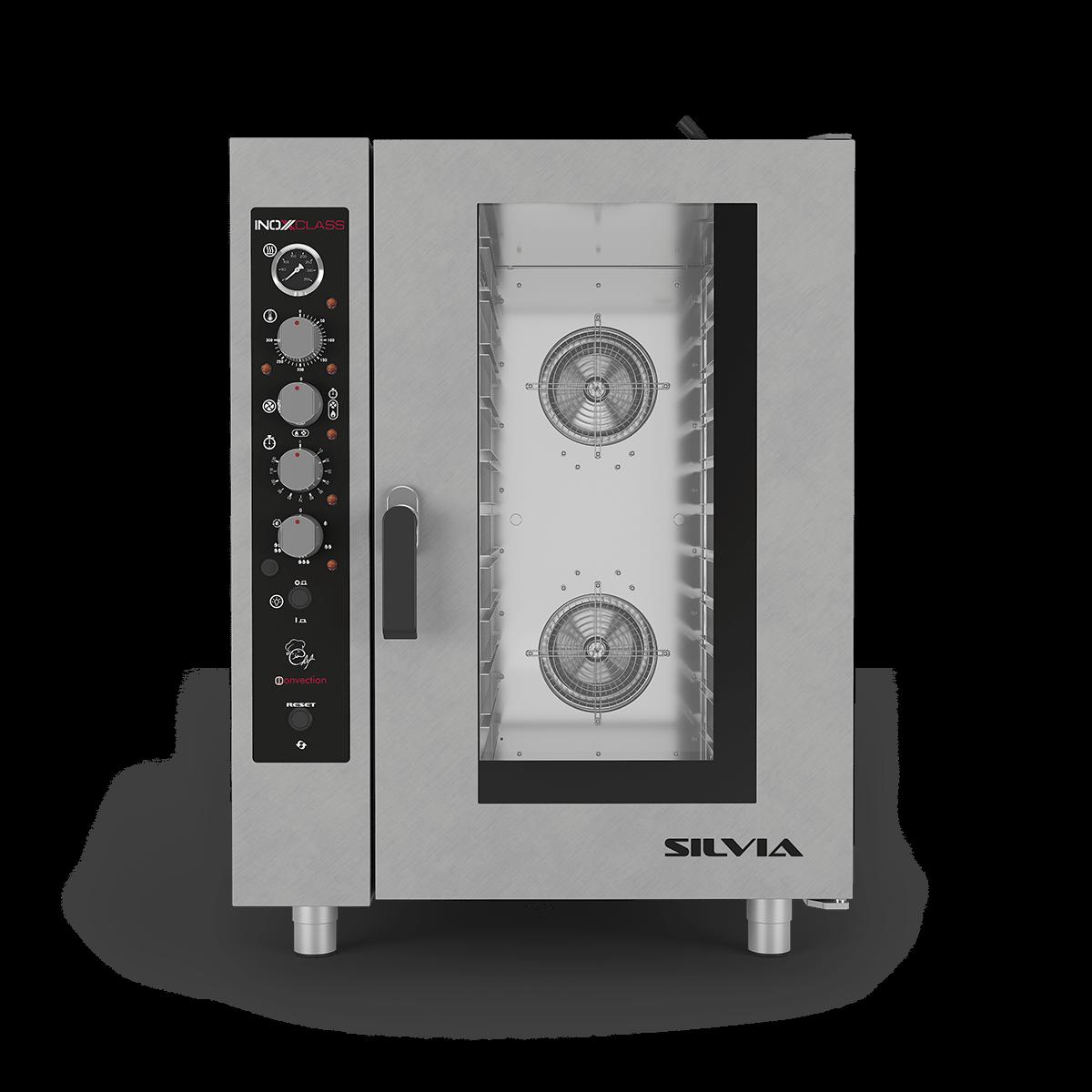 S11EG Gazlı Konveksiyonlu Gastronom Fırın