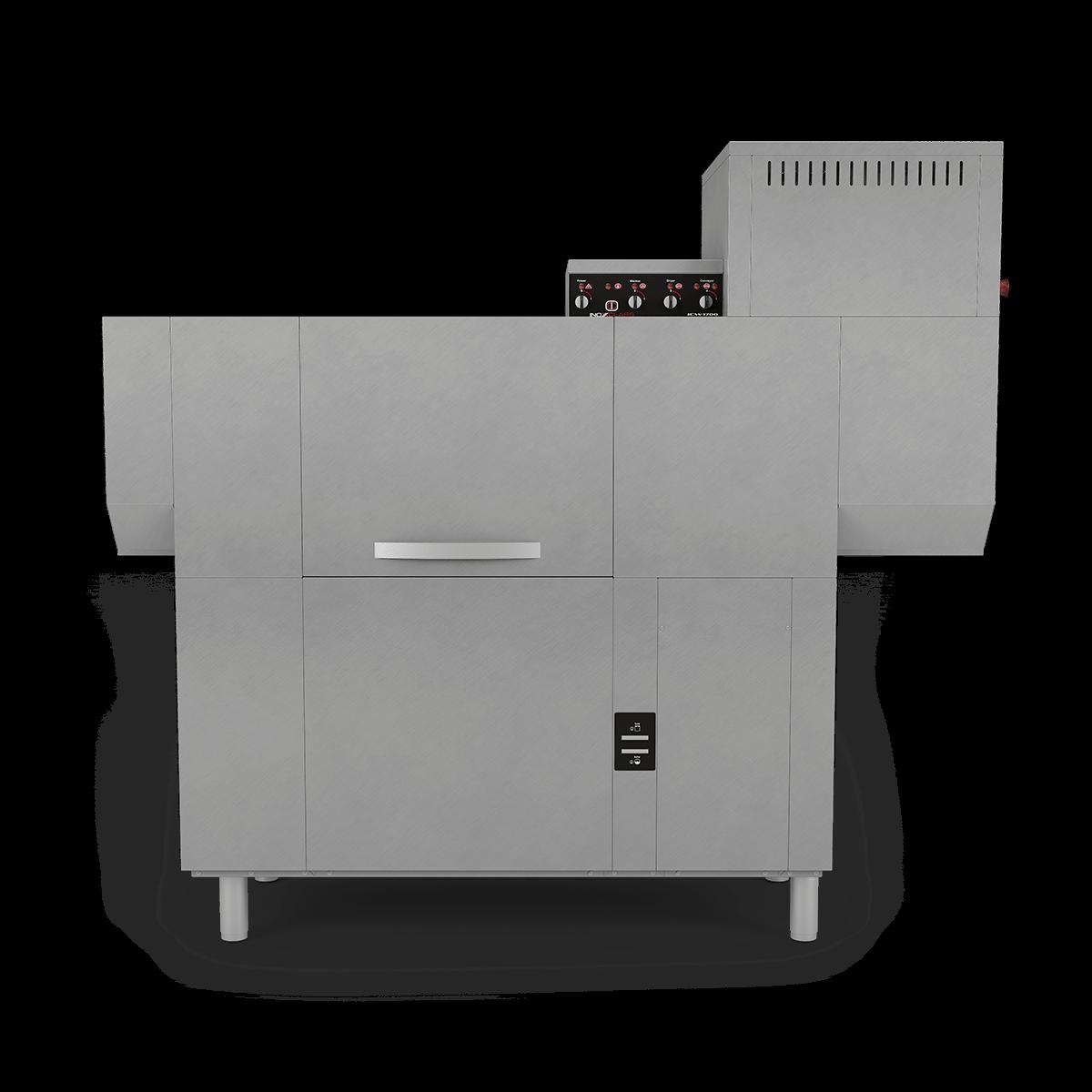 ICW1700 Konveyörlü Bulaşık Makinesi