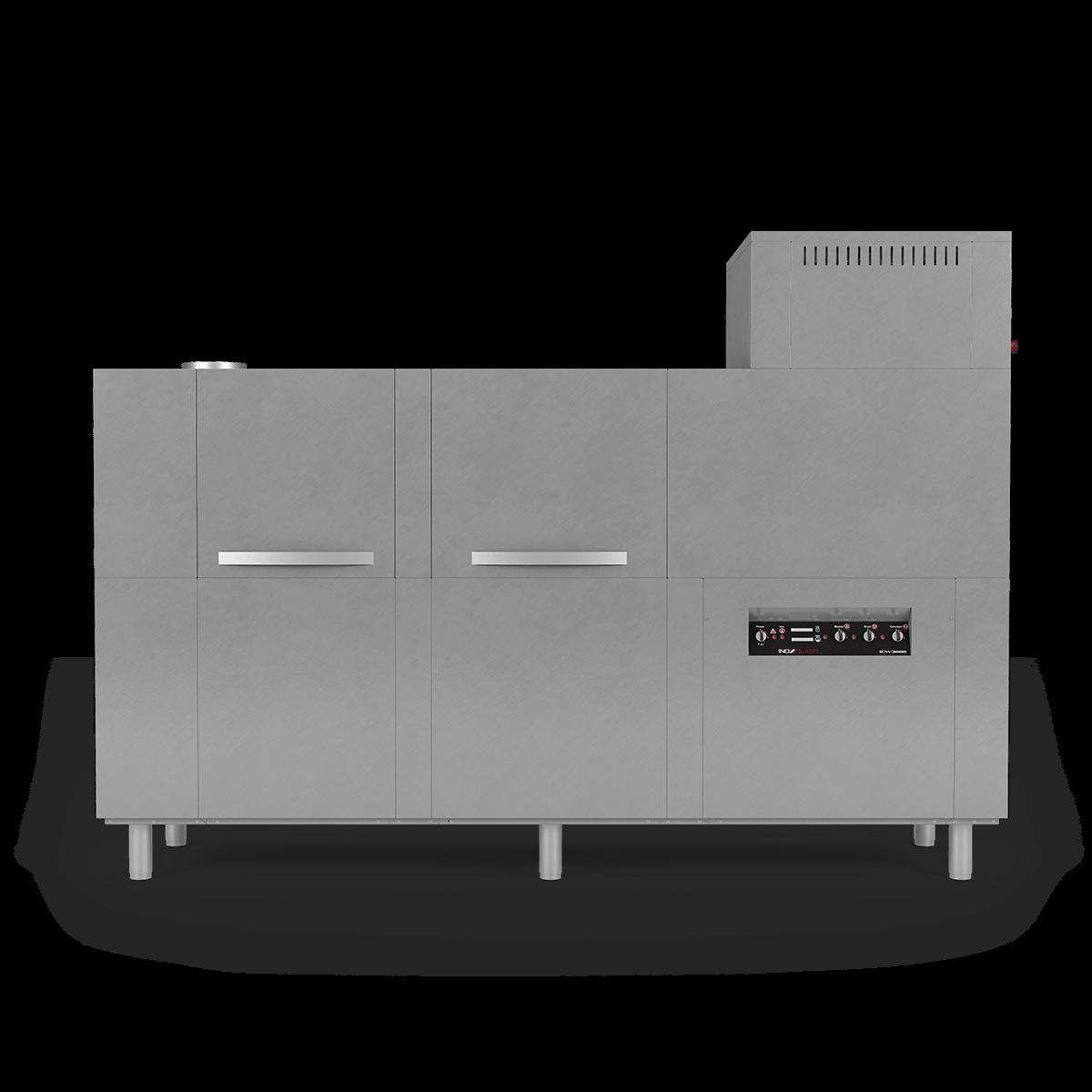 ICW3000 Konveyörlü Bulaşık Makinesi