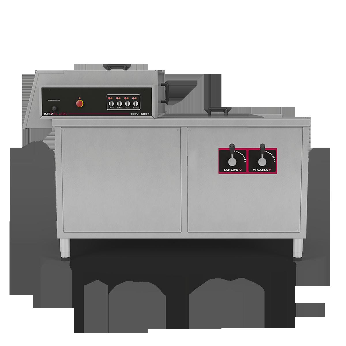 ICW-300V Sebze Yıkama Makinesi